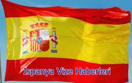 ispanya vize haberleri